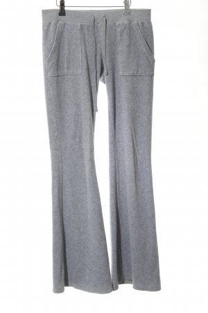 Juicy Couture Pantalón deportivo gris claro estilo deportivo