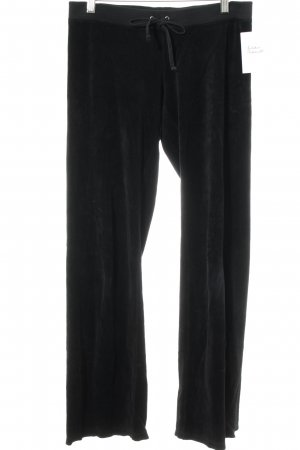 Juicy Couture Pantalone fitness nero stile casual