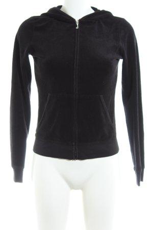 Juicy Couture Sweatjacke Motivdruck Casual-Look