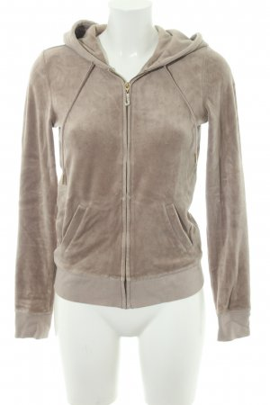 Juicy Couture Veste sweat beige style décontracté