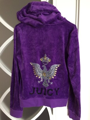Juicy Couture Sweatjacke in lila