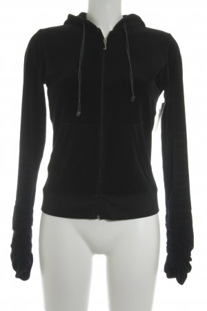 Juicy Couture Sweatjacke mehrfarbig Casual-Look