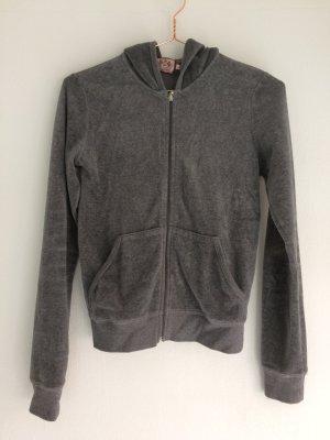 Juicy Couture Sweat Jacket grey