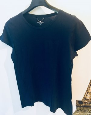 Juicy Couture T-Shirt dunkelblau Gr. L