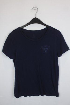 Juicy Couture T-shirt Gr. S dunkelblau (18/4/202)