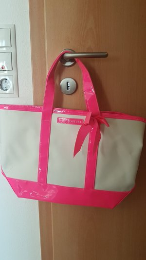 Juicy Couture Carry Bag white-pink