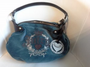 Juicy Couture Tasche in Petrol