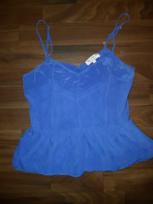 Juicy Couture Top Oberteil - Royalblau -wunderschöner Stoff