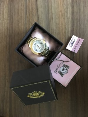 JUICY COUTURE Uhr GOLD