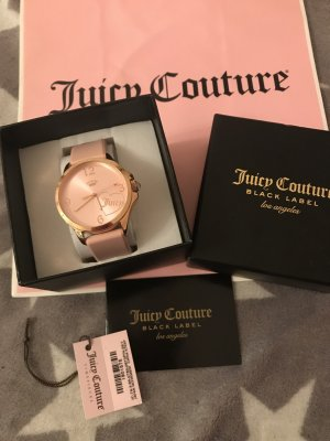 Juicy Couture Montre analogue or rose-rose clair