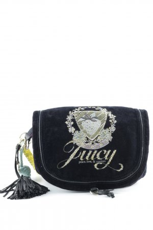 Juicy Couture Umhängetasche Motivdruck extravaganter Stil