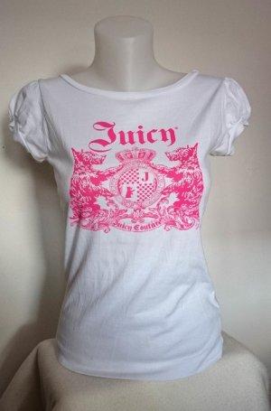Juicy Shirt mit Puffärmelchen (Gr. S)