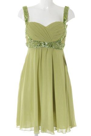 Juju & Christine Abendkleid grasgrün Elegant