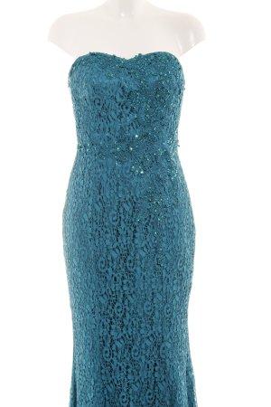 Juju & Christine Abendkleid kadettblau Elegant