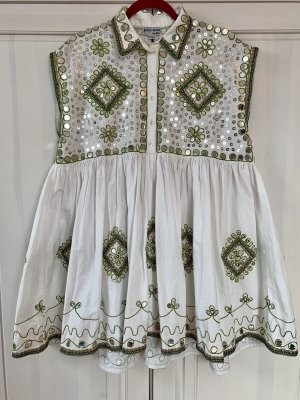 Juliet Dunn London poncho dress