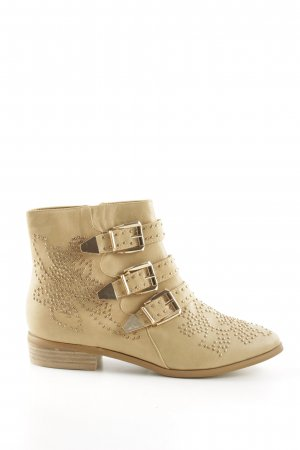 Jumex Ankle Boots nude Casual-Look