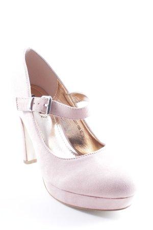 Jumex High Heels altrosa Elegant