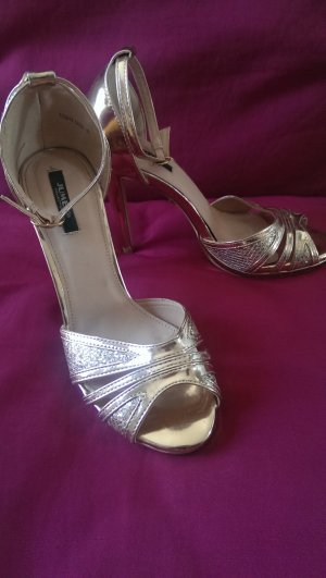 Jumex High Heels in Gold