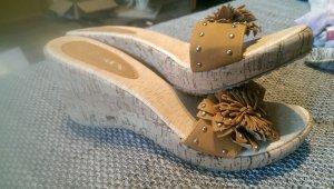 Jumex Sandalen mit Blume