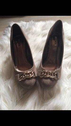 Jumex Schuhe Keilabsatz