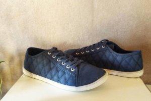 JUMEX Sneaker blau - gut erhalten