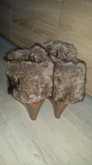 JUMEX Stiefel mit Keilabsatz 40
