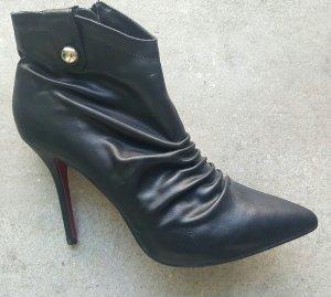 Jumex ,Stiefeletten ,  High Heel, schwarz, Größe. 40