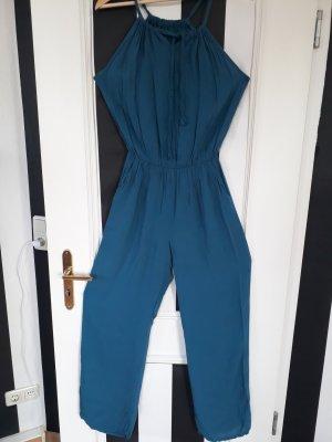 Jumpsuit cadet blauw