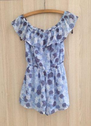 H&M Divided Cut out jurk veelkleurig