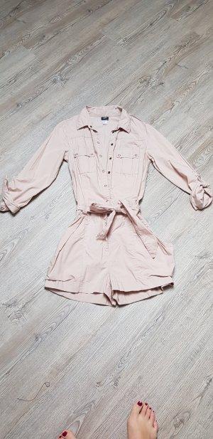 H&M Tuta rosa pallido