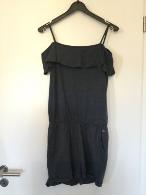 Jumpsuit Anthrazit EDC S