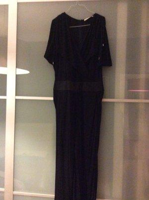 KAREN MILLEN Trouser Suit black viscose