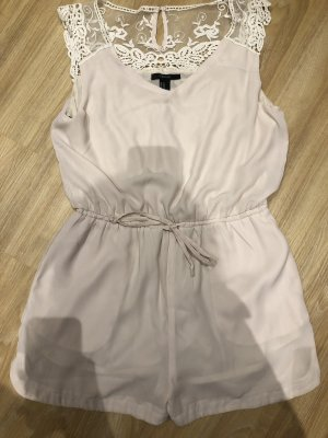 Forever 21 Twin Set cream