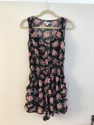 Jumpsuit Blumen Cotton on 36 S XS