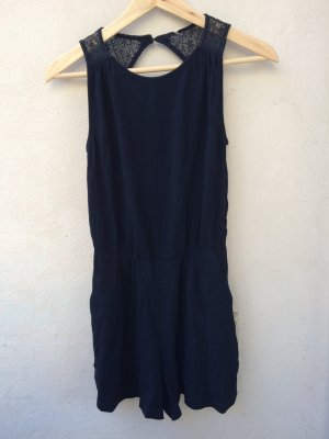 Jumpsuit con Sessun, marineblau