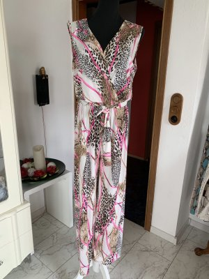 0039 Italy Trouser Suit multicolored