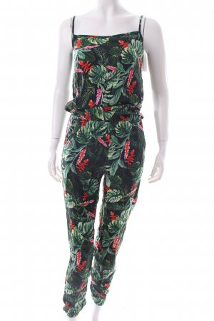 Jumpsuit florales Muster Casual-Look