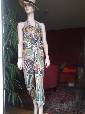 Jumpsuit multicolored polyester