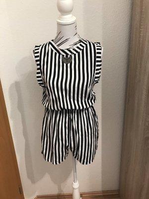 H&M Combinaison noir-blanc
