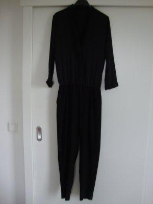 Jumpsuit Gr. 34 schwarz 1x getragen WIE NEU!!!