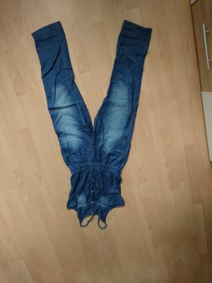 Jumpsuit im Jeanslook