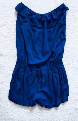 Clockhouse Tuta blu acciaio