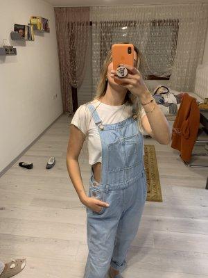 LC Waikiki Boyfriend Jeans silver-colored-azure