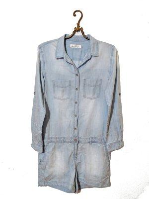 Jumpsuit Jeans kurz H&M
