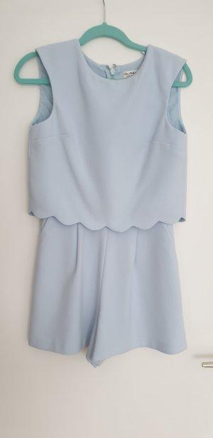 Miss Selfridge Combinaison bleu clair-bleu