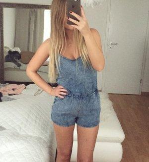 Jumpsuit mit Jeansoptik