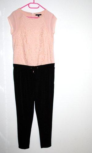 Comma Tuta color oro rosa-nero Viscosa