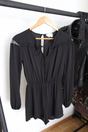 Pins and Needles Jumpsuit black
