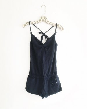 Abercrombie & Fitch Jumpsuit donkerblauw