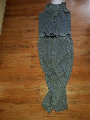 Jumpsuit light grey-grey